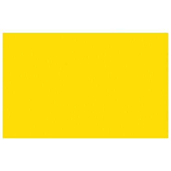 Jednobarevná samolepící fólie 10033 Žlutá lesklá 45cm x 15m