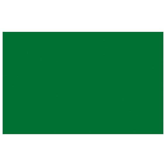 Jednofarebná samolepiaca fólia 11347 Zelená lesklá 67,5cm x 15m