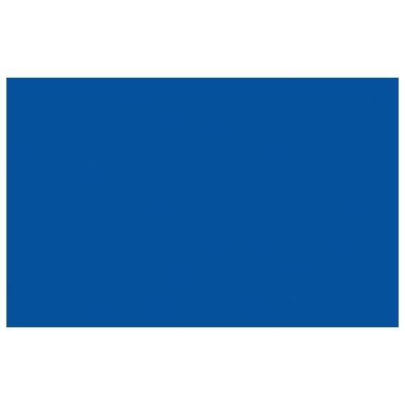 Jednofarebná samolepiaca fólia 11355 Modrá lesklá 67,5cm x 15m