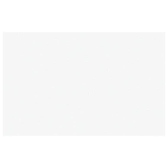 Jednobarevná samolepící fólie 10049 Bílá matná 45cm x 15m