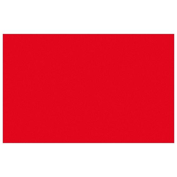 Jednobarevná samolepící fólie 10051 červená Vermilion matná 45cm x 15m