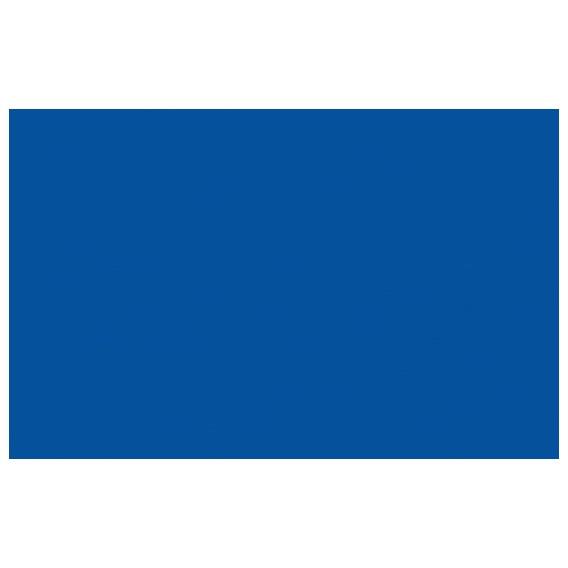 Jednobarevná samolepící fólie 10055 Modrá matná 45cm x 15m