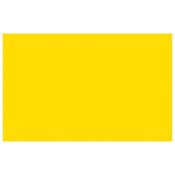 Jednobarevná samolepící fólie 12687 Žlutá matná 45cm x 15m