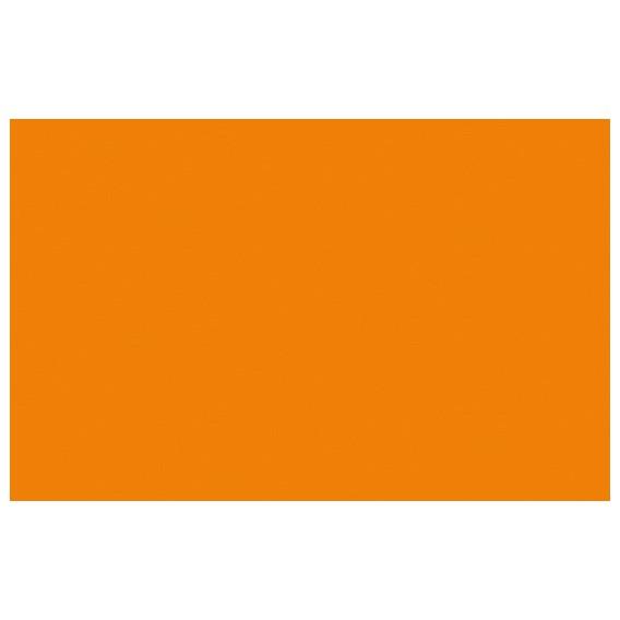 Jednobarevná samolepící fólie 12689 Oranžová matná 45cm x 15m