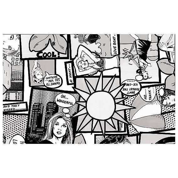 Samolepící fólie 11942 Komiks 67,5cm x 15m