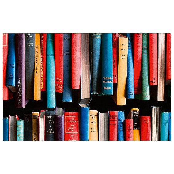Samolepiaca fólia 11773 Knihy 45cm x 15m