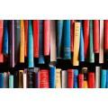 Samolepící fólie 11773 Knihy 45cm x 15m