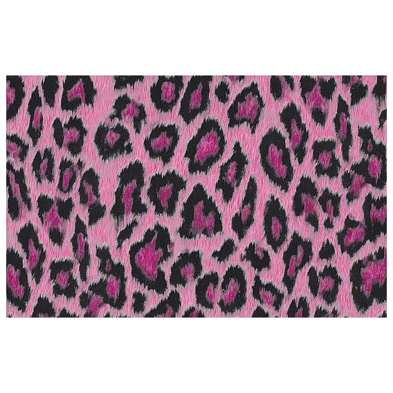 Samolepící fólie 12636 Leopardí kůže růžová 45cm x 15m