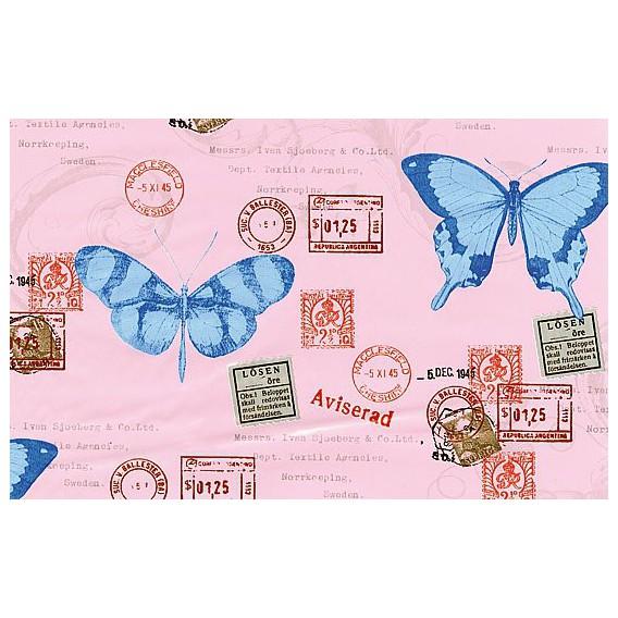 Samolepiaca fólia 12685 Motýle 45cm x 15m