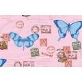 Samolepící fólie 12685 Motýli 45cm x 15m