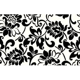 Samolepiaca fólia 10579 Dedičstvo čierno/biela 67,5cm x 15m