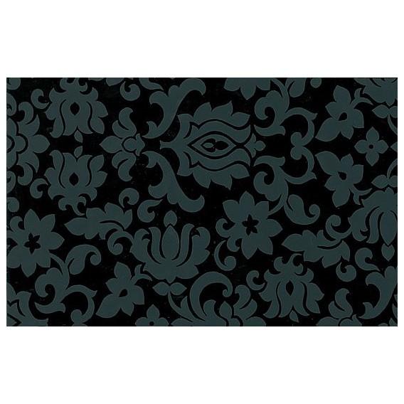 Samolepící fólie 11117 Klasický ornament černá 90cm x 15m