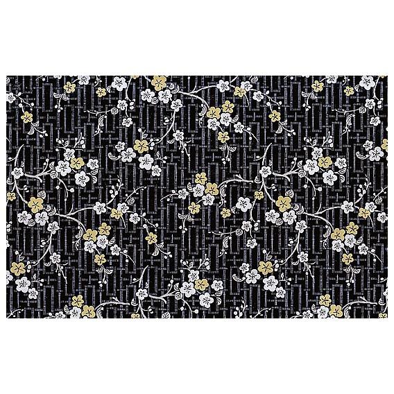 Samolepiaca fólia 11767 Orientálne kvety 90cm x 15m