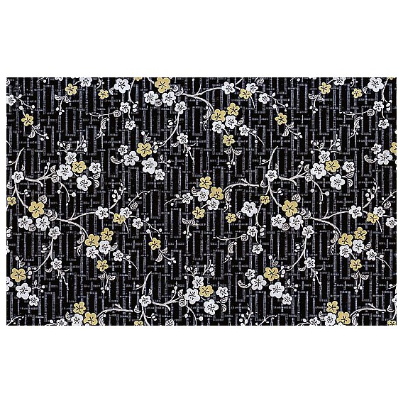 Samolepící fólie 11767 Orientální květiny 90cm x 15m