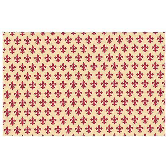 Samolepící fólie 11479 Lily červená 45cm x 15m