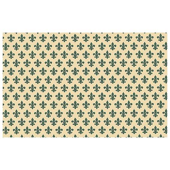 Samolepící fólie 12023 Lily zelená 67,5cm x 15m