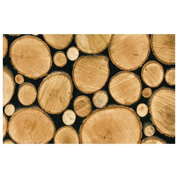 Samolepící fólie 11615 Palivové dřevo 67,5cm x 15m