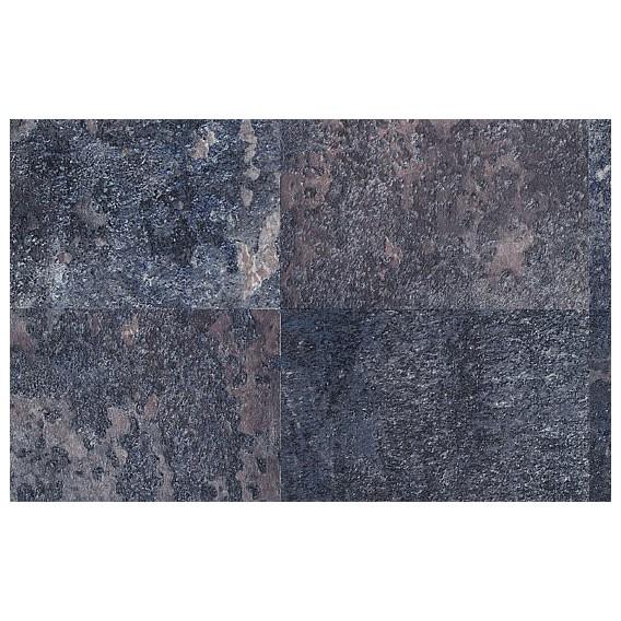 Samolepící fólie 12640 rezavějící ocel modrá 45cm x 15m
