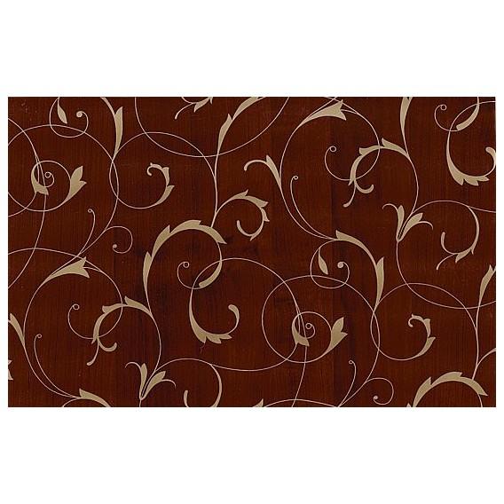 Samolepiaca fólia 10643 Špirálový vzor hnedo/zlatý 67,5cm x 15m