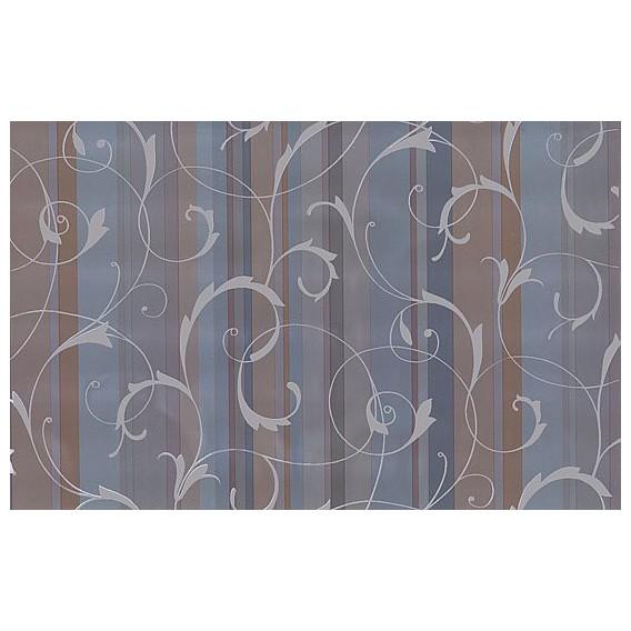 Samolepící fólie 11924 Spirálový vzor modro / šedá 67,5cm x 15m
