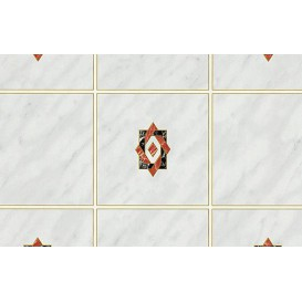 Samolepiaca fólia 11653 Milano sivá kachličky 45cm x 15m