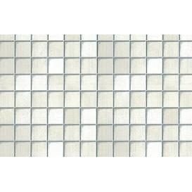Samolepiaca fólia 11509 Kachličky Toscana biele 45cm x 15m