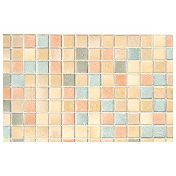 Samolepící fólie 10735 Kachličky Pienza barevné 90cm x 15m