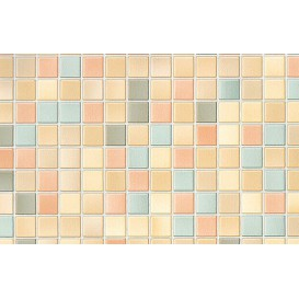 Samolepiaca fólia 10735 Kachličky Pienza farebné 90cm x 15m