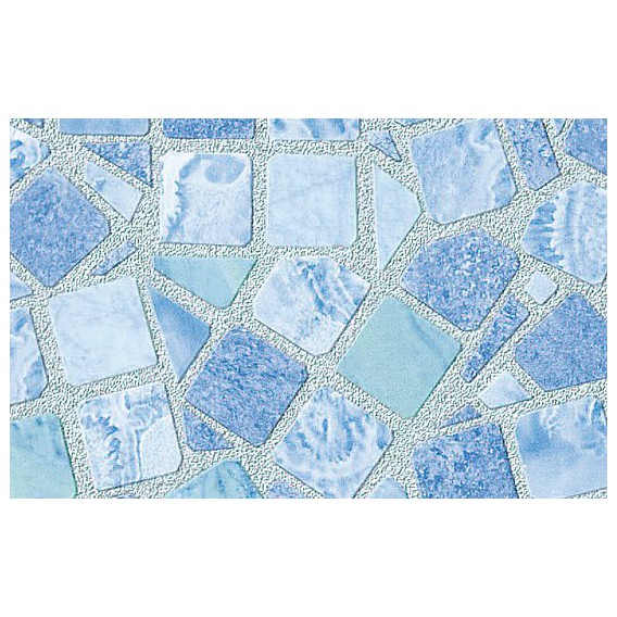 Samolepiaca fólia 10201 Mozaika modrá 45cm x 15m