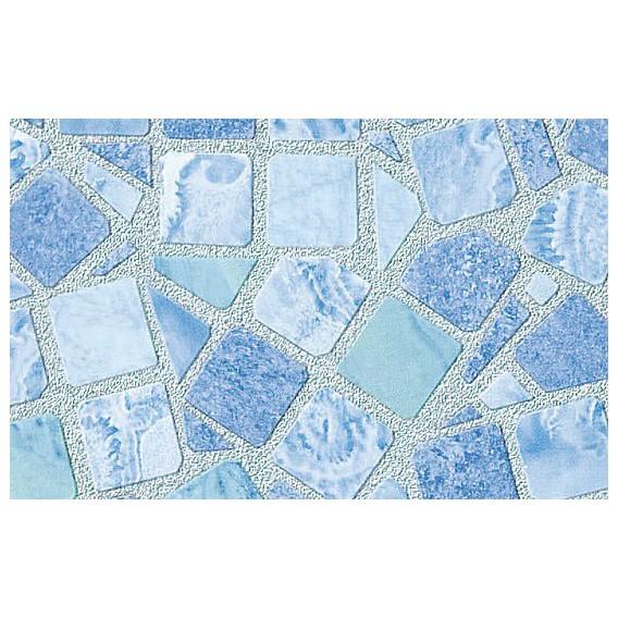Samolepící fólie 10201 Mozaika modrá 45cm x 15m