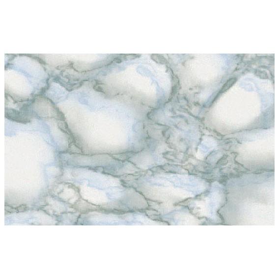 Samolepiaca fólia 12014 Mramor Carrara sivo-modrá 90cm x 15m