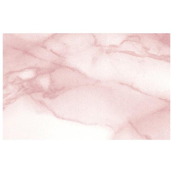 Samolepící fólie 10701 Mramor Carrara červená 67,5cm x 15m