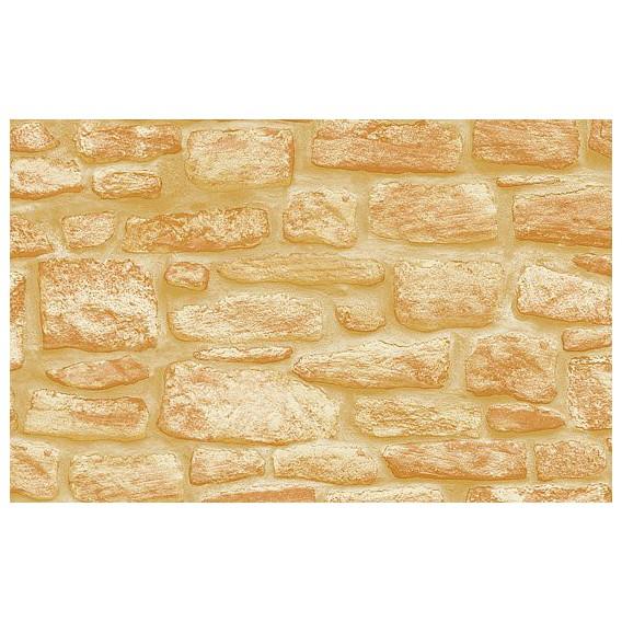 Samolepící fólie 10869 Mediterranean kamenná stěna 67,5cm x 15m