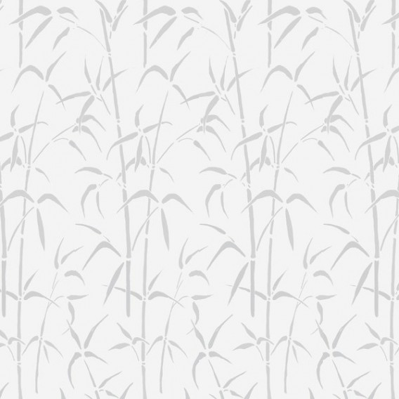 Samolepiaca transparentná fólia 200-3007 Bamboo biela 45cm x 15m