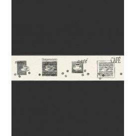 Rasch vinylová bordúra 817706  12,7cmx5m