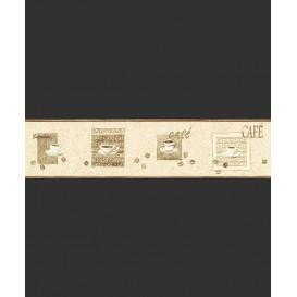 Rasch vinylová bordúra 817713 12,7cmx5m
