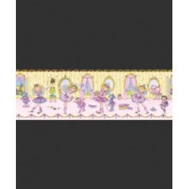 Rasch detská bordúra 144918 17cmx5m