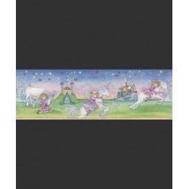 Rasch detská bordúra 147513 17cmx5m