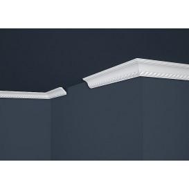 Polystyrenová stropní lišta PB-1 2m (32x32mm)