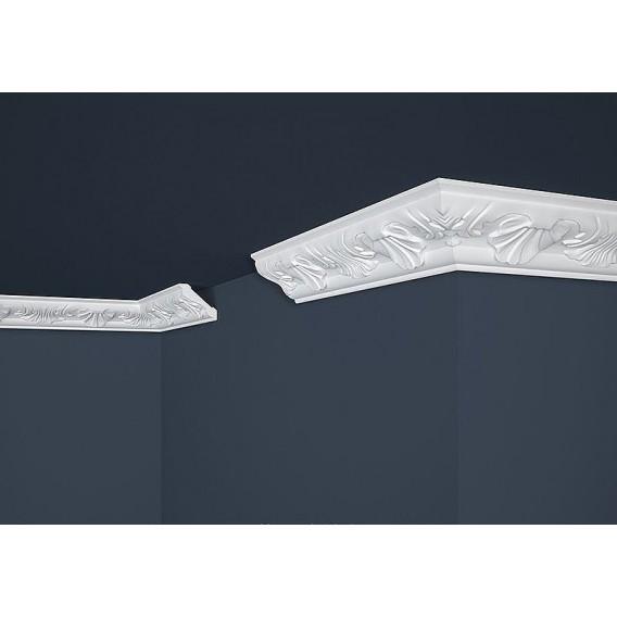 Polystyrénová stropná lišta PB-4 2m (46x46mm)