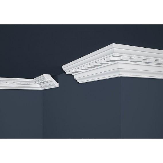 Polystyrenová stropní lišta PB-15 2m (80x61mm)