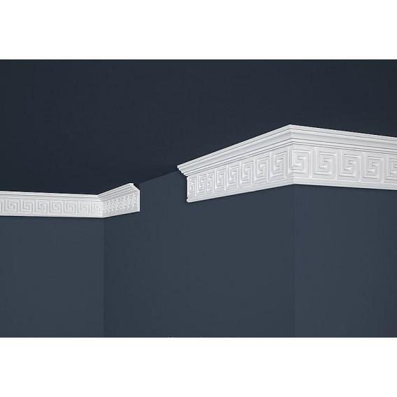 Polystyrenová stropní lišta PB-21 2m (28x73mm)