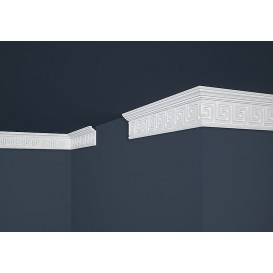 Polystyrénová stropná lišta PB-21 2m (28x73mm)