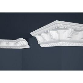 Polystyrenová stropní lišta PB-22 2m (96x98mm)