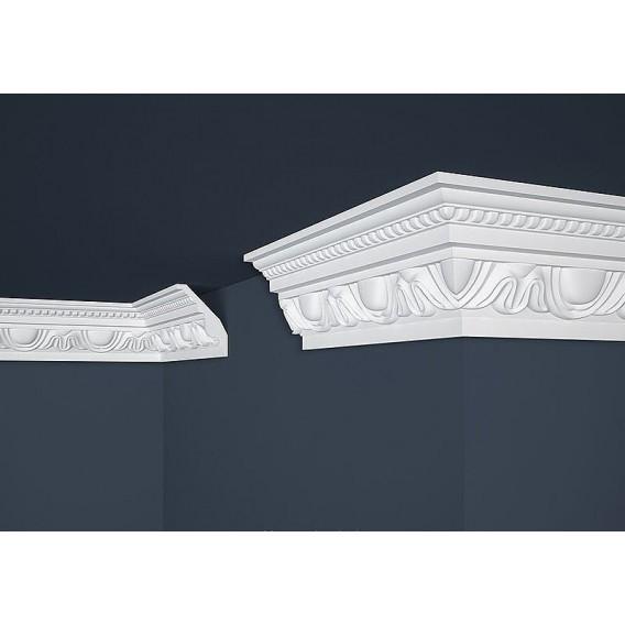 Polystyrénová stropná lišta PB-24 2m (70x90mm)