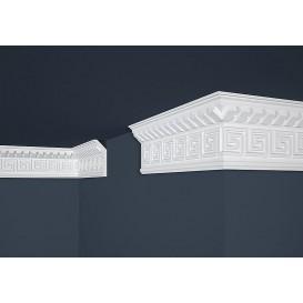 Polystyrenová stropní lišta PB-25 2m (37x100mm)