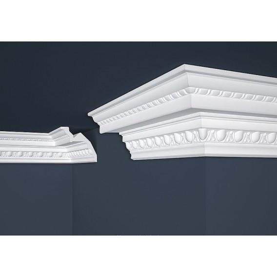 Polystyrenová stropní lišta PB-27 2m (103x103mm)