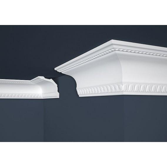 Polystyrénová stropná lišta PB-28 2m (103x103mm)