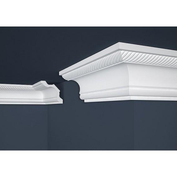 Polystyrenová stropní lišta PB-32 2m (103x103mm)