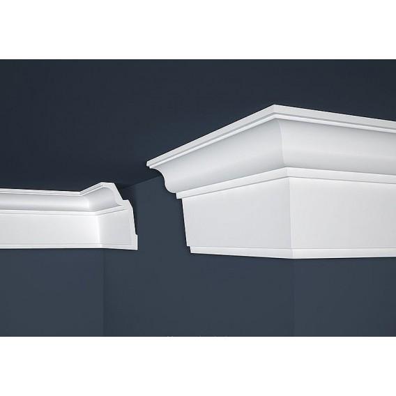 Polystyrenová stropní lišta PB-33 2m (91x156mm)